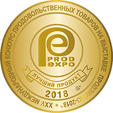 <strong>AMG Ice Filtered vodka</strong><br>                 <br>                 Prodexpo 2018 International Tasting Competition<br>                Gold medal