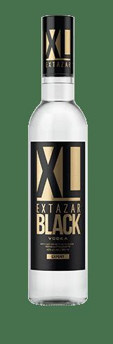 Водка Extazar Black<br>40 %, 700 мл