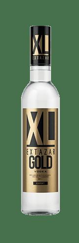 Extazar Gold Vodka<br>  38 %, 500 ml