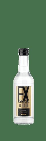 Extazar Gold Vodka<br>  38 %, 250 ml