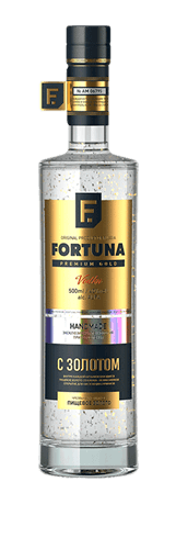 Fortuna Premium Gold,<br>  500 ml / 700 ml / 1000 ml