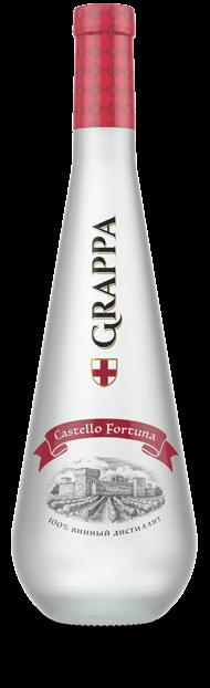 Grappa Castello Fortuna
