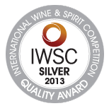 International Spirits and Wine Challenge - 2013<br>Silver Medal