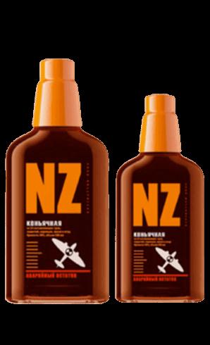 NZ cognac liqueur, 40%<br>  500/ 250/ 100ml