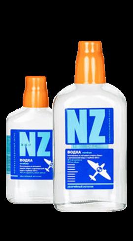 NZ Special vodka<br />38%,  500 / 250 ml