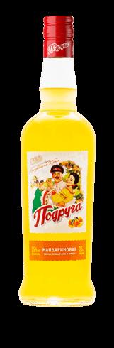 Podruga Tangerine<br>                 infusion, 500ml