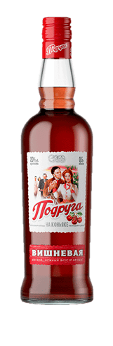 Podruga Cherry<br>                 infusion, 500 ml