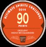 Конкурс Ultimate Spirits Challenge 2014<br>Список лучших марок водки Выставка «Интерфуд-2014»