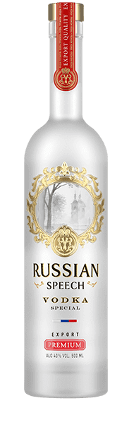 Водка Russian Speech