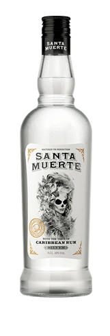 Santa Muerte Silver<br>rum-flavoured infusion<br>40 %, 500 ml