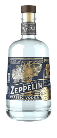 <b>Zeppelin</b><br>vodka<br>40%, 500/700ml