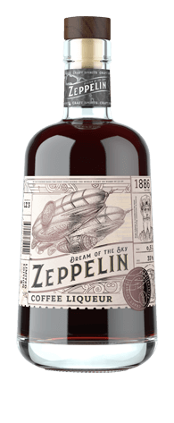 <b>Zeppelin Coffee</b><br>liqueur<br>35%, 500/700ml