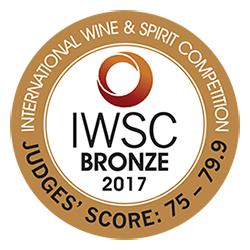 <strong>Balsamo ZIMA Black Magic</strong><br><br>  International Wine and Spirits Competition-2017<br>Medaglia di bronzo