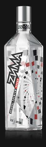 ZИМА 伏特加酒<br>  40% / 500ml