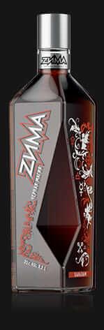 Amaro ZИМА<br>  Magia nera<br>  35% / 500ml