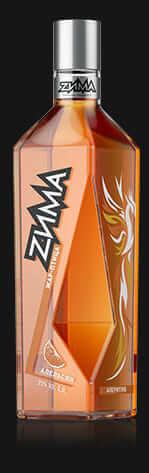 Licor de naranja<br>  ZIMA Pájaro de fuego<br>  25% / 500ml