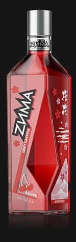 Licor de cereza<br>  ZIMA Flor de Sakura<br>  20% / 500ml